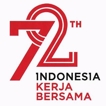 Dirgayu Republik Indonesia Ke-72